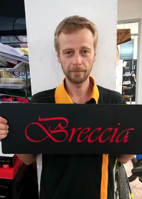 Fabio Galli: creatore di Breccia