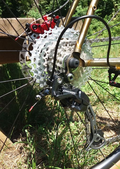Breccia: Bici gravel personalizzabile a Monza